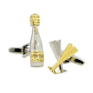 Champagne Cufflinks